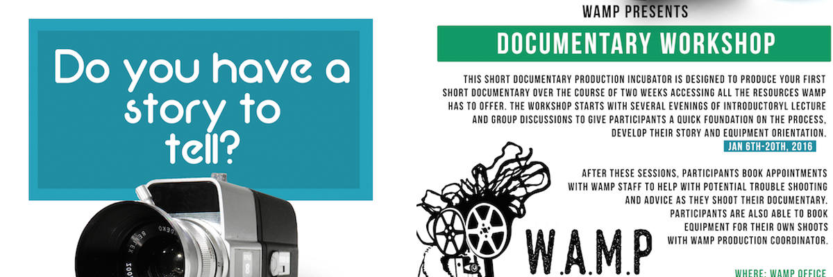 Documentary Production Workshop