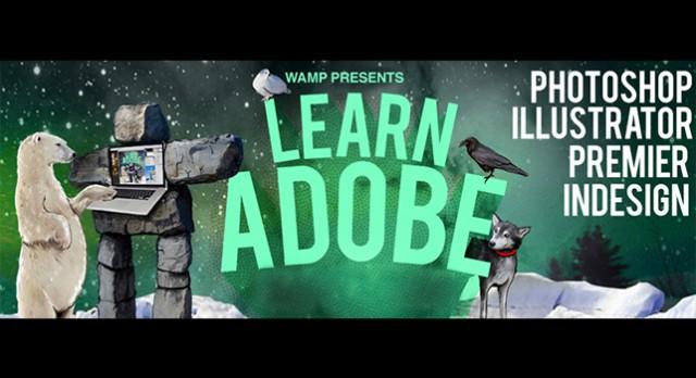 Learn Adobe