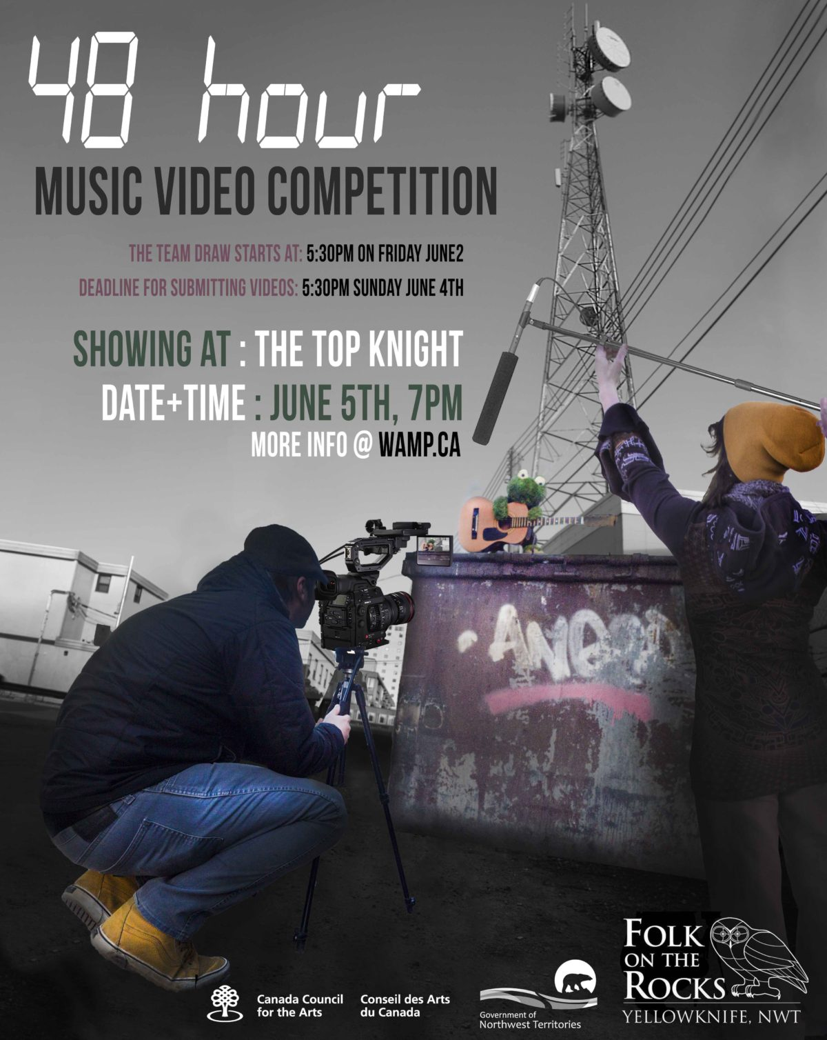 48 Hour Music Video Competition
