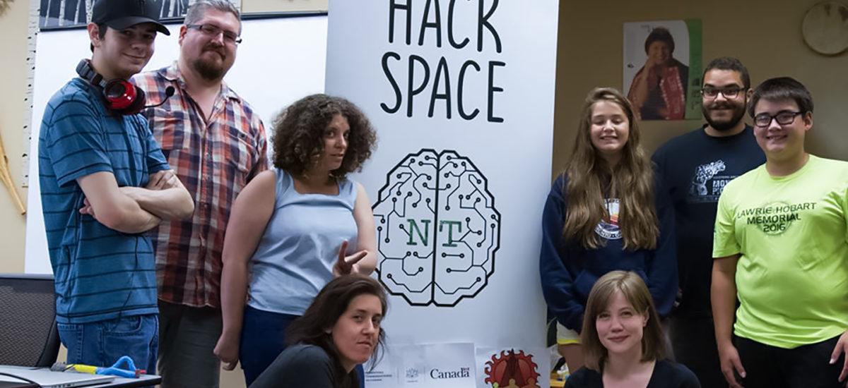 Hackspace – Indigenous Video Game Workshop