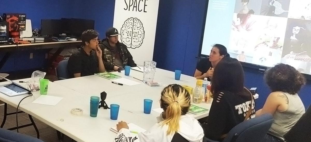 HackSpace: Video Game Workshop