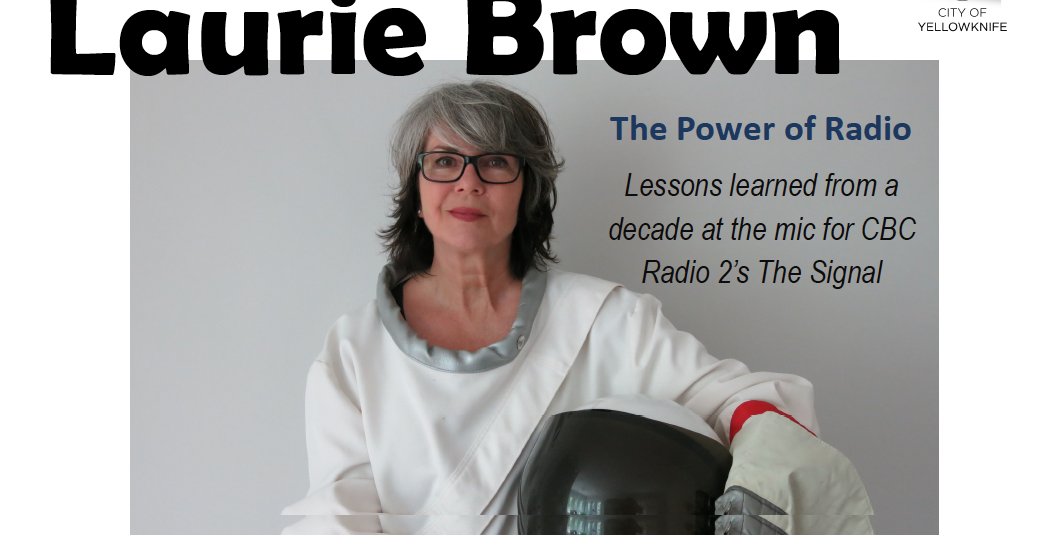 Laurie Brown: the Power of Radio